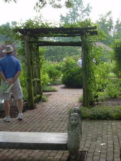 Hershey Gardens, PA-17